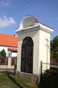 Kaplička sv  Jana Nepomuckého