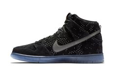 "Nike SB Dunk High PRM ""Flash"" sneakers"