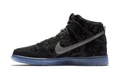 "Nike SB Dunk High PRM ""Flash"" sneakers"
