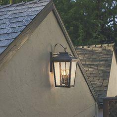 Garage Lighting, Outdoor Wall Lighting, House Lighting, Outdoor Light Fixtures, Outdoor Wall Sconce, Minka, The Great Outdoors, Wall Sconces, Lanterns