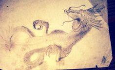 Draw dragon 2012