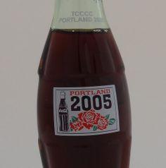 2005 Coca Cola Collectors Club National Convention Portland #2004-2078