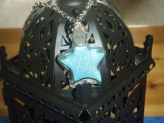 Wish Upon a Star glass bottle necklace by indieodyssey on Etsy, $12.00