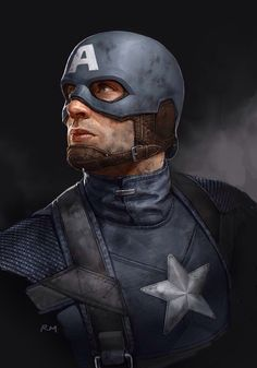 Captain America: The First Avenger - Ryan Meinderding