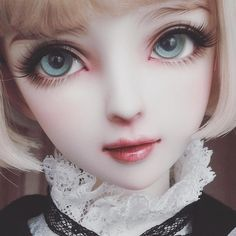 Porcelain Manufacturers In China Info: 5115253419 Anime Dolls, Ooak Dolls, Beautiful Fantasy Art, Beautiful Dolls, Princess Barbie Dolls, Gothic Dolls, Valley Of The Dolls, Living Dolls, Creepy Dolls