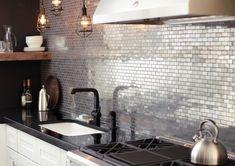urban metallic tile
