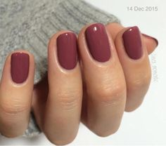 Great color for fall!
