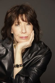 Lily Tomlin,funny actress ! Just depresses me to know that she's a dyke ! So sad and sick!