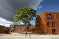 COBE has completed the Kindergarten Forfatterhuset in Copenhagen