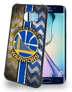 Golden State Warriors Cell Phone Hard Case for Samsung Galaxy S6, Samsung Galaxy S6 Edge