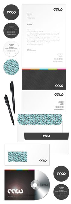 Beautiful branding.... Love it's simplicity... and the elegant pattern. Great subdued colors...