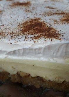 Greek Sweets, Greek Desserts, Greek Recipes, Light Recipes, Canning Recipes, Cookbook Recipes, Dessert Recipes, Greek Cake, Low Calorie Cake