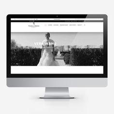 Realizzazione del sito responsive dell´atelier Piazza di Spagna Sposi, con attività SEO periodica e aggiornamento stagionale delle collezioni.