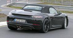 Faster, Harder Porsche Boxster GTS Coming To Set The Benchmark Again #Porsche #Porsche_718