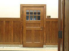 Stile And Rail Wood Doors On Pinterest Stiles Red Oak