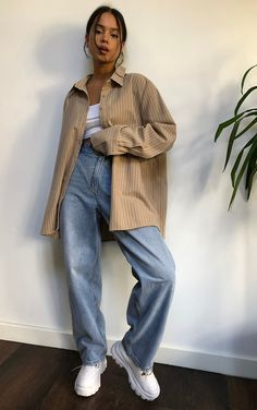 Mode Outfits, Fall Outfits, Summer Outfits, Fashion Outfits, Womens Fashion, Moda Oversize, Look Fashion, Autumn Fashion, Mode Hipster