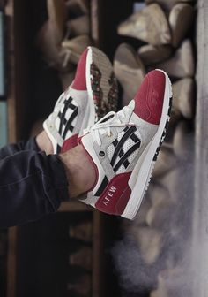 AFEW × ASICS #Sneakers #Zapatillas