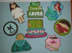 galletas 30 años