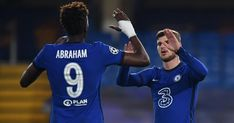 Werner - 9, Abraham - 7.5: rating Chelsea players in Rennes win Chelsea News, Chelsea Fc, Uefa Champions, Champions League, Chelsea Match, Tammy Abraham, Chelsea Players, Transfer News, Last Game