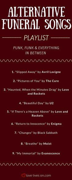 200+ Best Funeral Songs