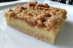 Dampfi kocht & backt: Hefekuchen mit Pudding und Streusel