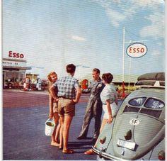 Old Esso Station