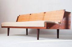 Hans J. Wegner, Sofa / Daybed Model GE-7, for GETAMA