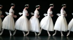 Paris Opera Ballet does Giselle at Lincoln Center. Are you kidding? I'm there, waiting already.
