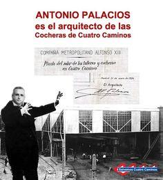 Patrimonio Industrial Arquitectónico: GRAN NOTICIA. Se demuestra la autoría de Antonio P...