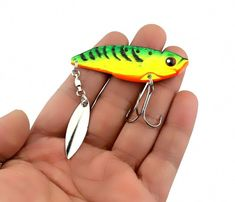 Cheap fishing tackle, Buy Quality vib fishing lures directly from China fishing lure Suppliers: hooks sea wobblers metal hard sequin VIB fishing lures bass peche trout fishing baits pesca fishing tackles Trout Fishing Bait, Trout Fishing Tips, Bass Fishing Lures, Pike Fishing, Fishing Tools, Fishing Tackle, Catfish Fishing, Drop Shot Rig, Bait And Tackle