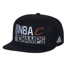 2016 Cleveland Cavaliers NBA Champions Headwear