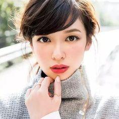 """""""种草机""""森绘梨佳,超喜欢她 每一个妆!-搜狐!!!"""