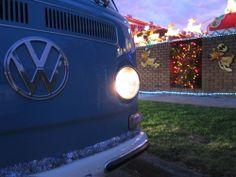Merry Christmas from Kombi Love xoxo #kombiforhire #Melbourne #wedding