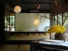 Design Ideas for Your Home and More! Modern Chinese Interior, Asian Interior, Japanese Interior Design, Asian Design, Japanese Design, Interior And Exterior, Houses Architecture, Japanese Architecture, Japanese Modern
