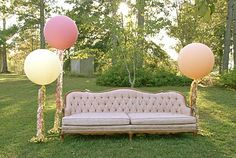 Juneberry Lane: Fancy Frill Balloons (Geranimo Style!) . . .