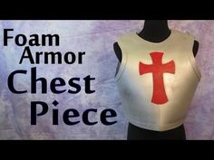 Cub Scouts Arrow of Light Ceremony: How to Make a Foam Armor Chest Plate