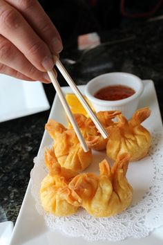 The Best Crab Rangoon Recipe