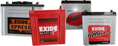 Exide Battery price list in India, Exide Battery models, specifications and features. Find new Exide Battery and get  latest prices of batteries in 2014.