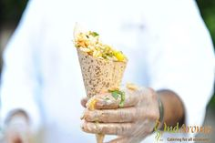 What better way to celebrate Sangeet night then with your friends family and Bhel Puri!  #IndAroma #indianwedding #indianweddings #fusionfood #Desiwedding #Tawa #Naan #Sangeet #Cocktailhour #Roti #Wedding #Indianfood #Newlyweds #Reception #Weddings #indianfood #indian #desi #fusion #fusioncuisine #like4like #look #instalike