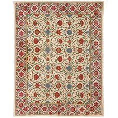 Bishkek Turkish-Design Rug, Wool #OKA #Furniture #Design