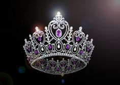 There's nothing quite like a crown to make a girl feel special.