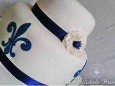 Resultado de imagem para aniversario azul marinho