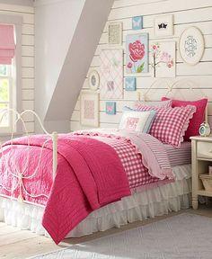 Eleanor Bedroom | Pottery Barn Kids