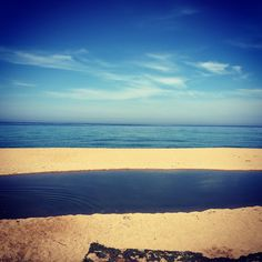 Costa Navarino a day at the beach