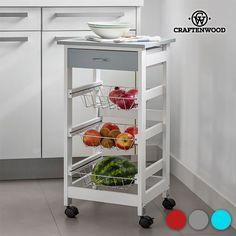 Carrello da Cucina Craftenwood Craftenwood 31,32 € https://shoppaclic.com/altri-accessori-e-pentolame/20040-carrello-da-cucina-craftenwood-7569000771714.html