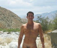 Already men nude in the mountains me