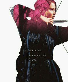 Katniss Wallpaper Hunger Games