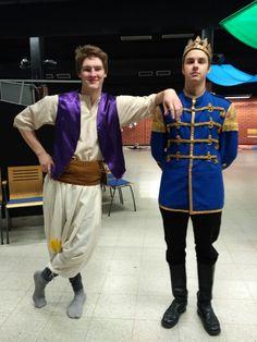 Aladdin ja Prinssi Uljas -Mari