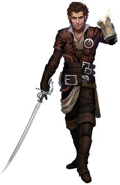 swashbuckler rogue adventuter