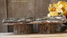 Cake Stand Platter Or Centerpiece Rectangle by MinSvenskaLandgard,